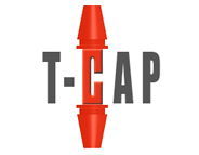 T-CAP Traffic Control Assist Product Caution Tape Holder